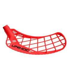 UNIHOC BLADE EPIC medium neon red