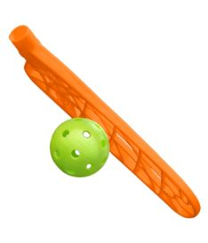 Florbalová čepel OXDOG AVOX NB neon orange R - sundaná - florbalová čepel