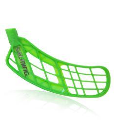 Floorball blade SALMING BLADE QUEST 3 BIO POWER green