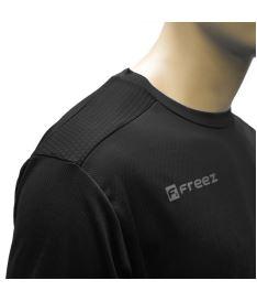 Sportovní triko FREEZ Z-80 SHIRT BLACK junior - Trička