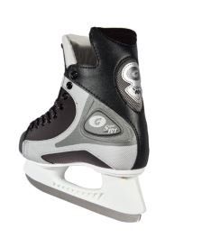 GRAF SKATES SUPER 101 black/silver - 41** - Skates