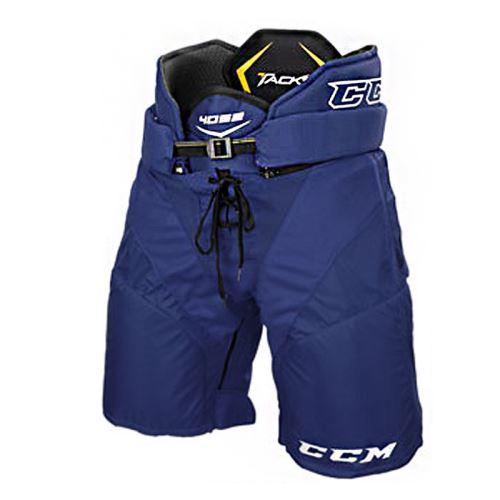 Hokejové kalhoty CCM TACKS 4052 navy senior - Kalhoty