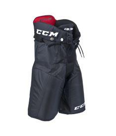 Hokejové kalhoty CCM QUICKLITE 230 black youth - Kalhoty