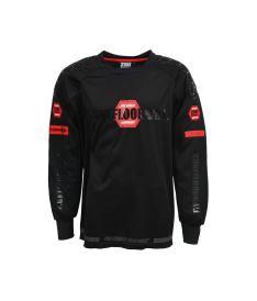 ZONE GOALIE SWEATER PRO black/red
