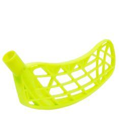 Florbalová čepel EXEL MEGA 2.0 MB neon yellow L - florbalová čepel
