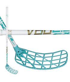 Floorball stick EXEL V60 WHITE 2.6 101 OVAL SB