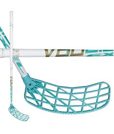 Floorball stick EXEL V60 WHITE 2.9 98 ROUND MB