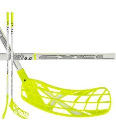 Floorball stick EXEL F60 WHITE 2.6 101 OVAL MB