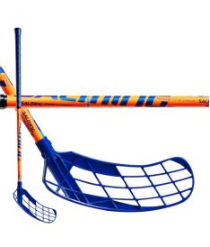Floorball stick SALMING Matrix 32 Orange/Purple 82/93