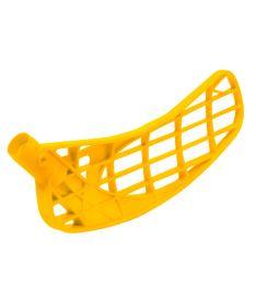 Floorballkelle OXDOG DELTA NB orange L - Floorball Schaufel