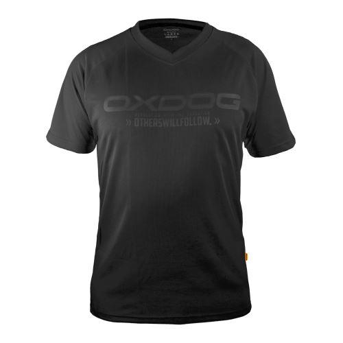 OXDOG ATLANTA TRAINING SHIRT black 128 - T-Shirts