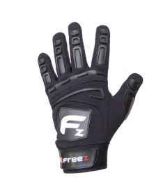 Brankářské florbalové rukavice  FREEZ GLOVES G-180 black JR - L - Brankařské rukavice