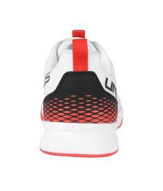 Florbalová obuv UNIHOC SHOE U4 PLUS LowCut Men wh/red US5/UK4/EUR37 - Obuv