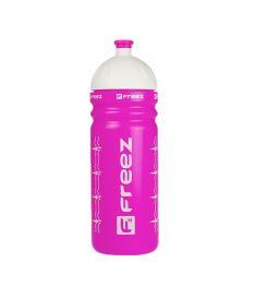 Sportovní lahev FREEZ BOTTLE 0,7 L neon pink