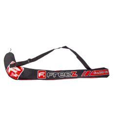 FREEZ STICKBAG FALCON 82 black/red - Floorball Stickbags