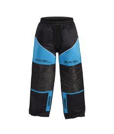 EXEL TORNADO GOALIE PANTS black/blue senior