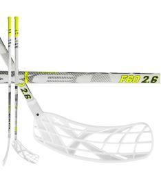 Floorball stick EXEL F60 WHITE 2.6 103 ROUND MB