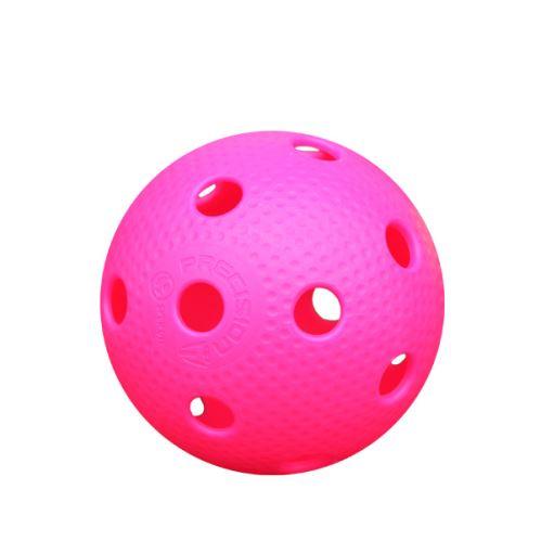 Florbalový míček PRECISION PRO LEAGUE pearl pink* - Balonky