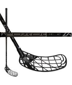 Florbalová hokejka OXDOG ZERO HES 29 BK MB