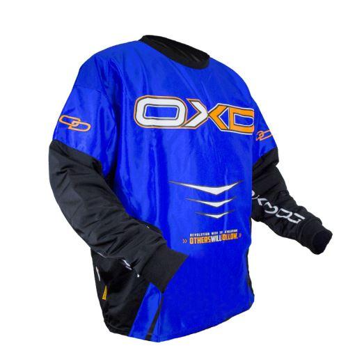 OXDOG GATE GOALIE SHIRT blue (padding)  - Pullover