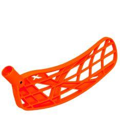 Florbalová čepel EXEL X SB neon orange NEW - florbalová čepel