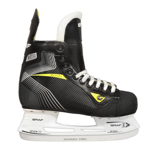 GRAF SKATES SUPRA 1035 SEVEN77 - D 13c** - Skates