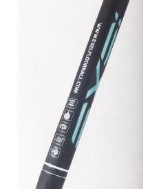 EXEL PURE XIX BLACK-MINT 2.9 98 ROUND MB - florbalová hůl