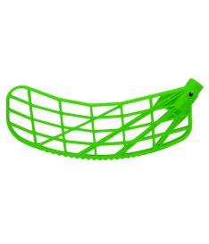 EXEL BLADE VISION SB neon green L - sundaná - florbalová čepel