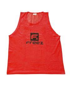 FREEZ STAR TRAINING VEST red junior - T-shirts