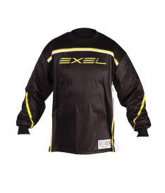 Brankářský florbalový dres EXEL ELITE GOALIE JERSEY black