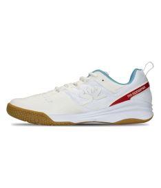 SALMING Kobra 3 Shoe Men White/RaceBlue 9,5 UK - Obuv