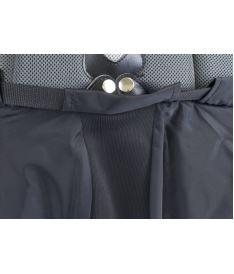 BRANKÁRSKE NOHAVICE VAUGHN VELOCITY V7 XF PRO black senior - L - Kalhoty