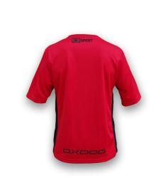 Dres OXDOG MOOD SHIRT junior red/black - Trička