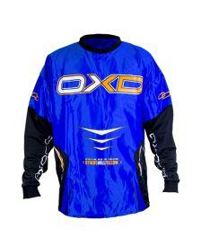 OXDOG GATE GOALIE SHIRT blue XXL (padding) - Brankářský dres