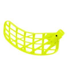 EXEL BLADE VISION MB neon yellow L - Floorball Schaufel