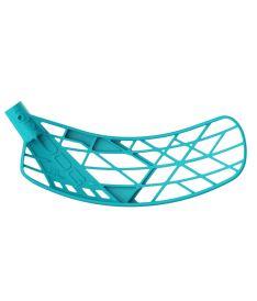 Floorball blade OXDOG FSL (FastShootLight) MB Tiff Blue