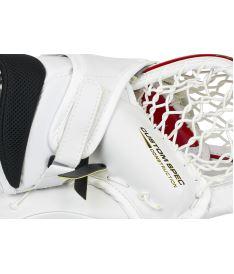 TORWART FANGHAND VAUGHN VELOCITY V7 XR PRO white/black/red senior - REG - Fanghände