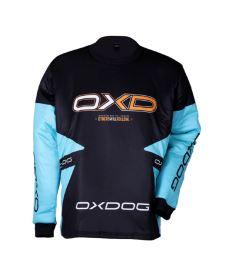 OXDOG VAPOR GOALIE SHIRT tiff blue/black