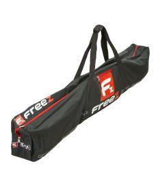Florbalová taška FREEZ Z-80 TOOLBAG BLACK