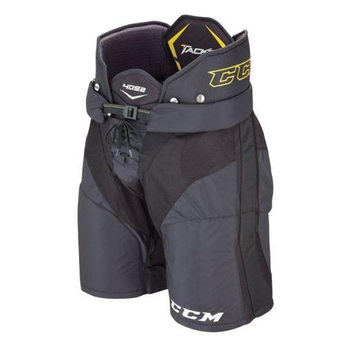 Hokejové kalhoty CCM TACKS 4052 black senior - S - Kalhoty