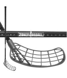 ZONE STICK MAKER AIR SL 26 PC black/silver