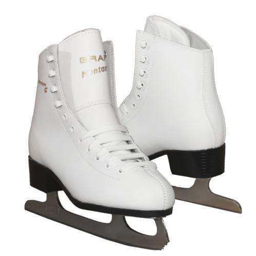 GRAF SKATES MONTANA white 40 - Figure skating