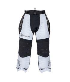 OXDOG TOUR+ GOALIE PANTS white/black senior