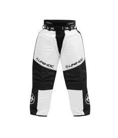 Floorball goalie pant UNIHOC GOALIE PANTS KEEPER black/white