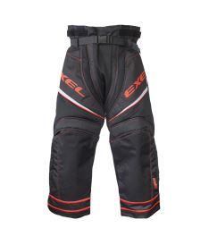 EXEL S100 GOALIE PANT black/orange - Brankářské kalhoty