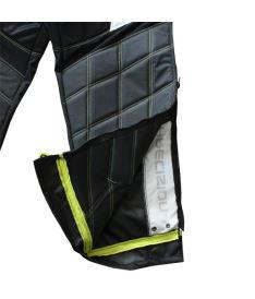 PRECISION GOALIE PANTS black/yellow M - Pants