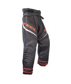 EXEL S100 GOALIE PANT black/orange L - Brankářské kalhoty