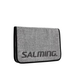 SALMING Coach Map Grey Melange, incl. PE Board