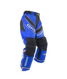 Hosen für Floorballgoalies OXDOG GATE GOALIE PANTS blue 150/160
