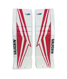 VAUGHN VELOCITY V9 PRO TORWART SCHIENE white/black senior - 36+2""
